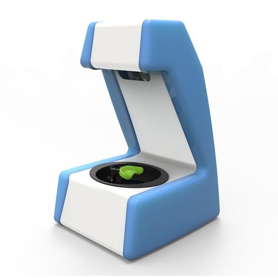 Scanner dentale CLICK image