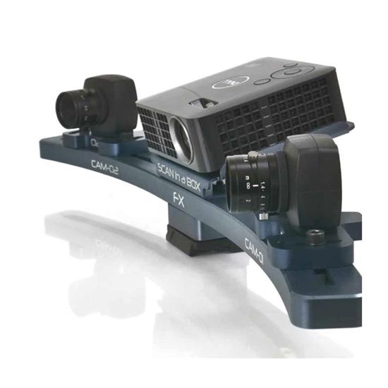 Scan in a Box - FX 3D Scanner