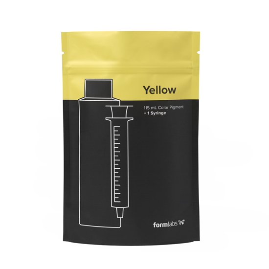 Color Pigment Yellow image