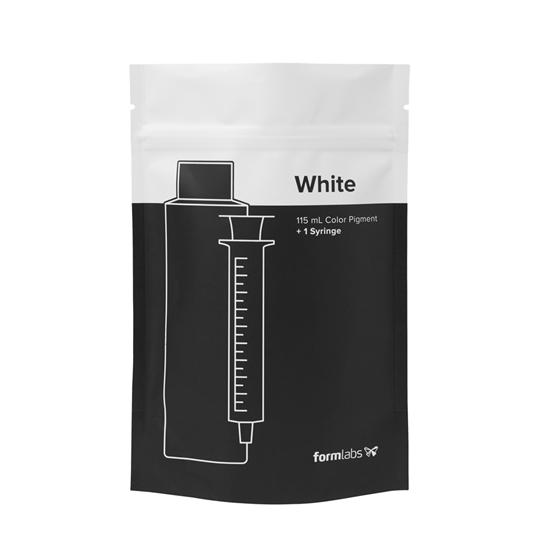 Color Pigment White image