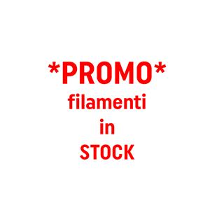 Immagine per la categoria Promo filamenti in stock