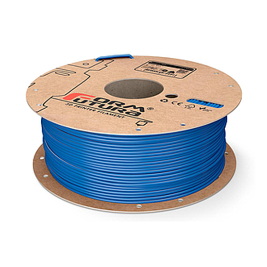 Immagine di Filamento Formfutura Premium PLA Ocean Blue - 2.85mm