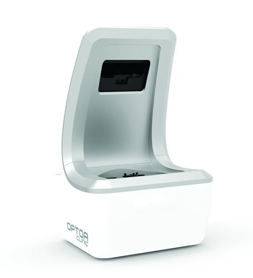 Scanner dentale Optor CLINIC img