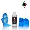 Resina Deep Blue Liqcreate bottle + samples img