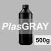 Bottiglia resina PlasGray V2 500gr Asiga - image